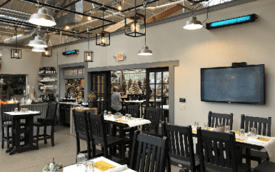 Sully's Grill and Sullivan Santa Express Install Ultraviolet Disinfection Systems