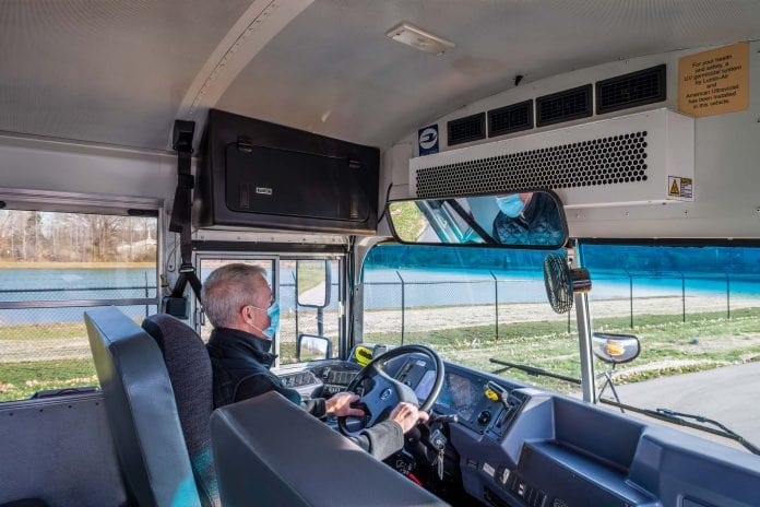 Comparing School Bus Air Filtration Solutions. Key Considerations in the Pursuit of Clean School Bus Air