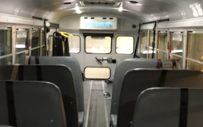 UV Air Purification and Filtration Systems Approved for Use in Indiana School Buses